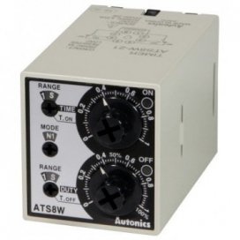 Temporizador Doble Autonics ATS8W-43