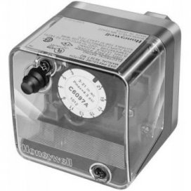 C6097B1010 Switch Alta Presión Para Aire Y Gas Honeywell FSG