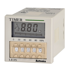 Timer Digital LE3S Autonics